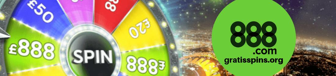 888 bonus wheel