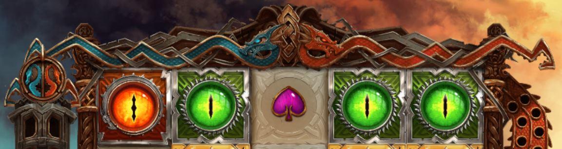 double dragons symbolen