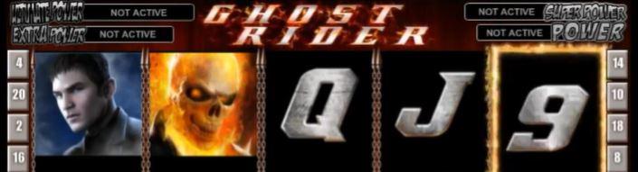 ghost rider symbolen