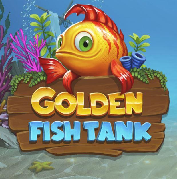 golden fish tank gokkast