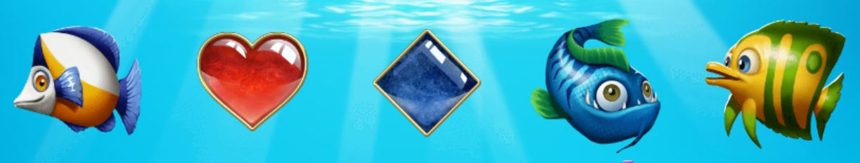 golden fish tank symbolen