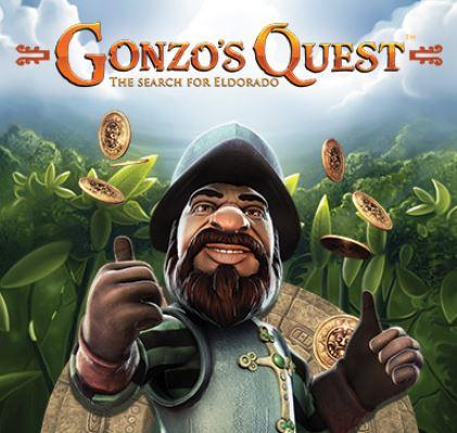 gonzos quest NL