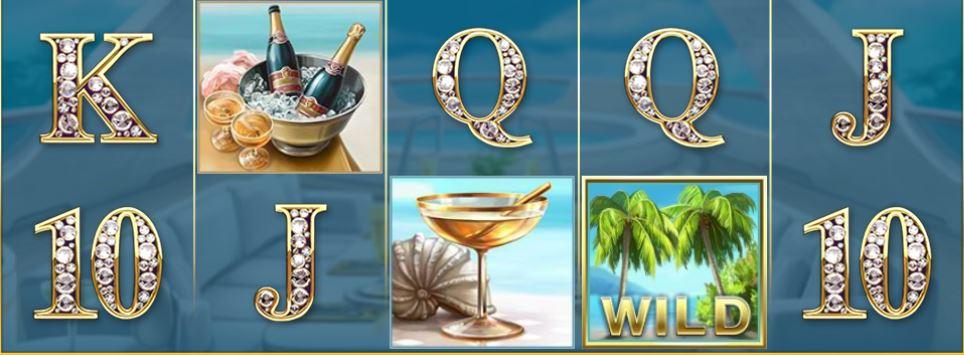 mega fortune Dreams symbols NL