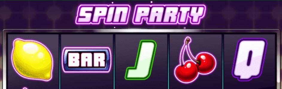 spin party symbolen